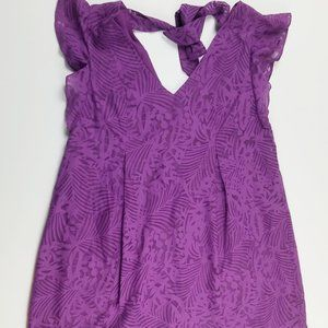 NWOT BCBGeneration Purple Shift Dress Size Medium